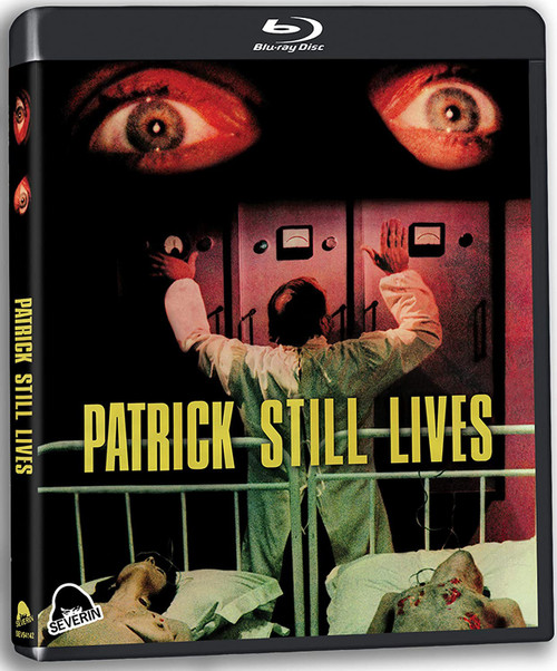 Patrick Still Lives (region-free blu-ray)