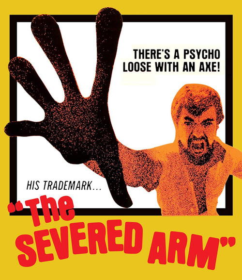 The Severed Arm (region-A blu-ray)
