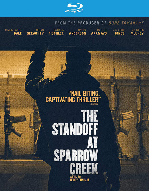 The Standoff at Sparrow Creek (region-A blu-ray)