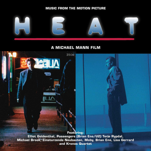 Heat (vinyl 2LP original soundtrack)