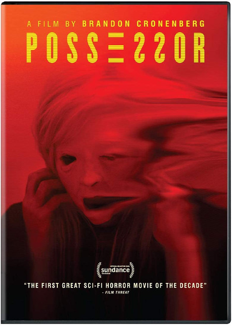 Possessor (region-1 DVD)