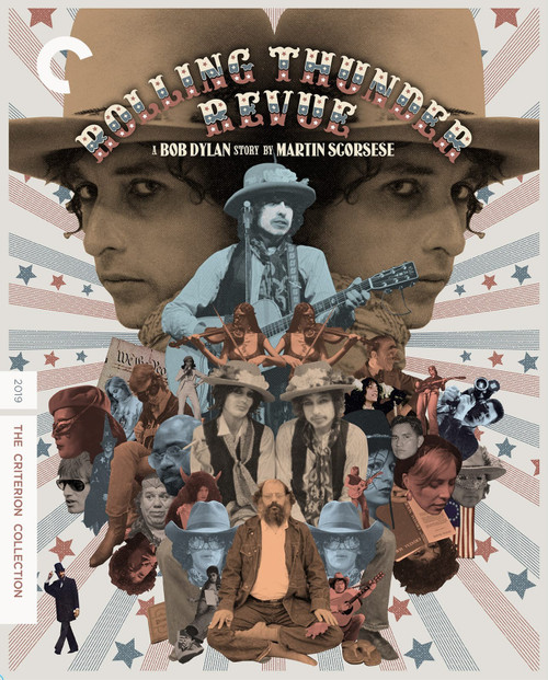 Rolling Thunder Revue (Criterion region-A blu-ray)