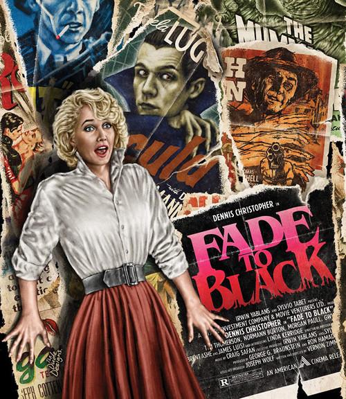 Fade to Black (region-free Blu-ray)