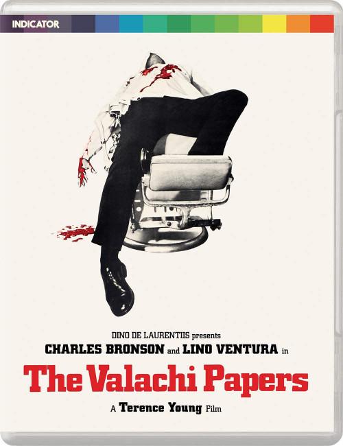 The Valachi Papers (region-B blu-ray)