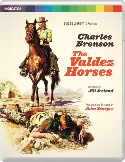 The Valdez Horses (region-B blu-ray)