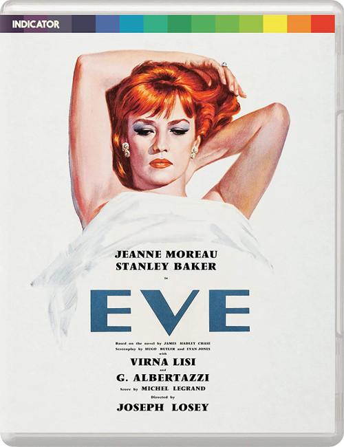 Eve (region-B blu-ray)