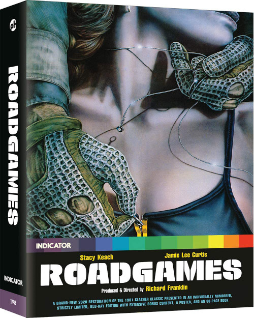 Roadgames (region-B blu-ray)