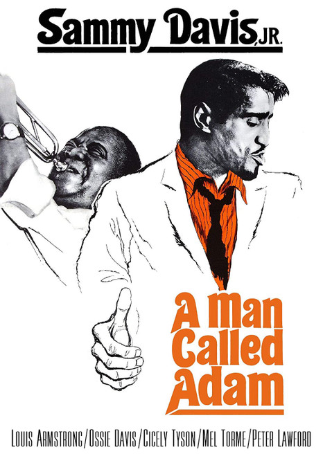 A Man Called Adam (region-1 DVD)