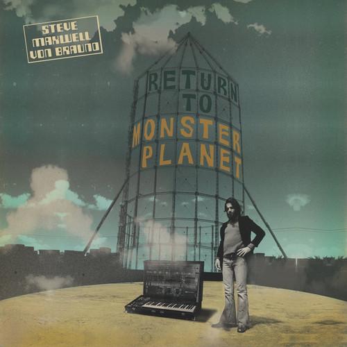 Return to Monster Planet (vinyl LP)