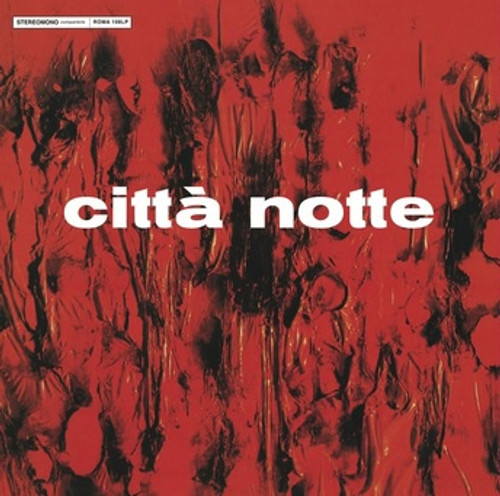 Egisto Macchi: Citta Notte (vinyl LP)