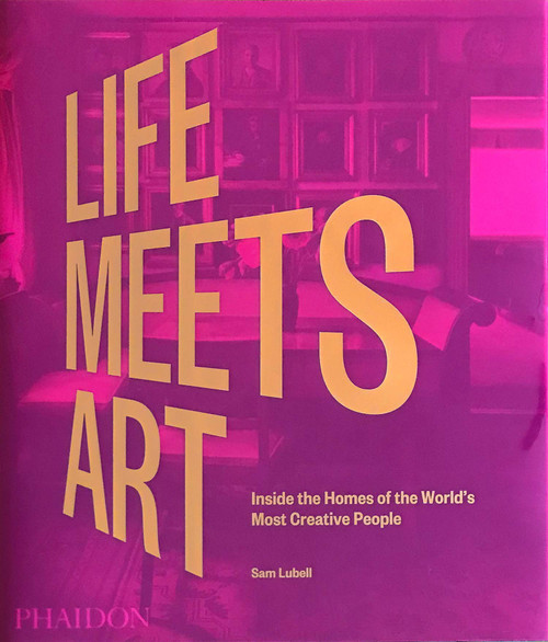 Life Meets Art (hardcover edition)