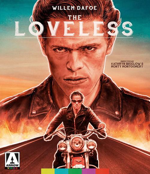 Loveless (region-A blu-ray)