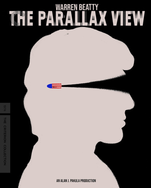 The Parallax View (Criterion region-A blu-ray)