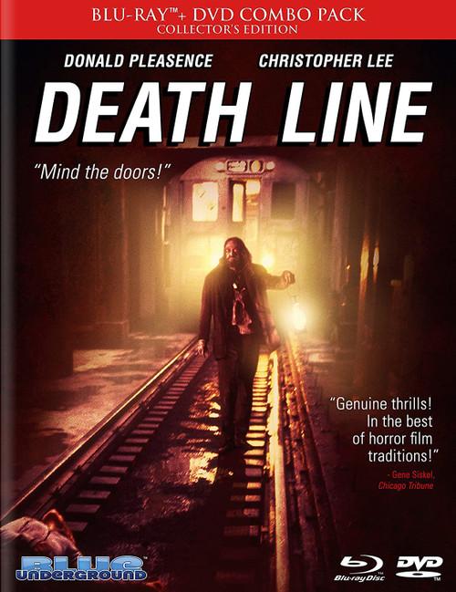 Death Line (region-free blu-ray/DVD combo pack)