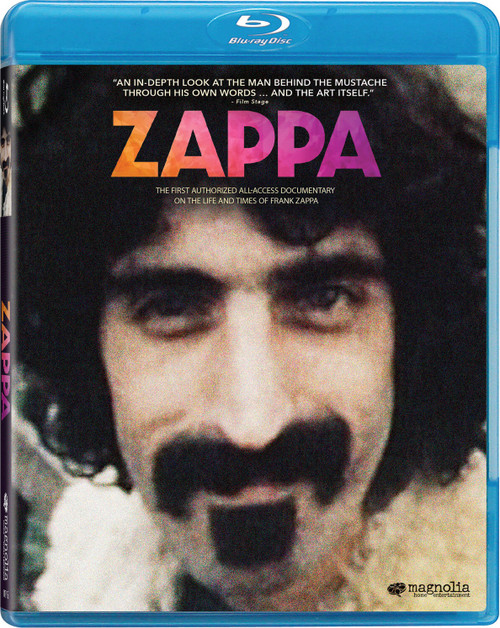 Zappa (region-A blu-ray)