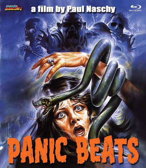 Panic Beats (region-free blu-ray)