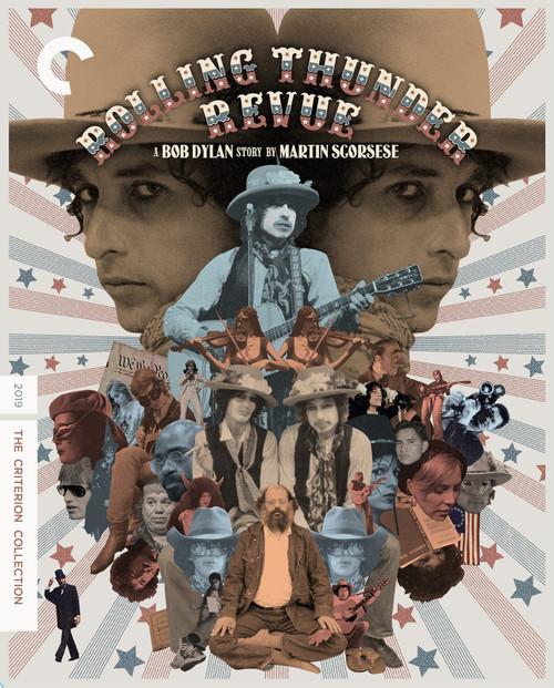 Rolling Thunder Revue (Criterion region-1 DVD)