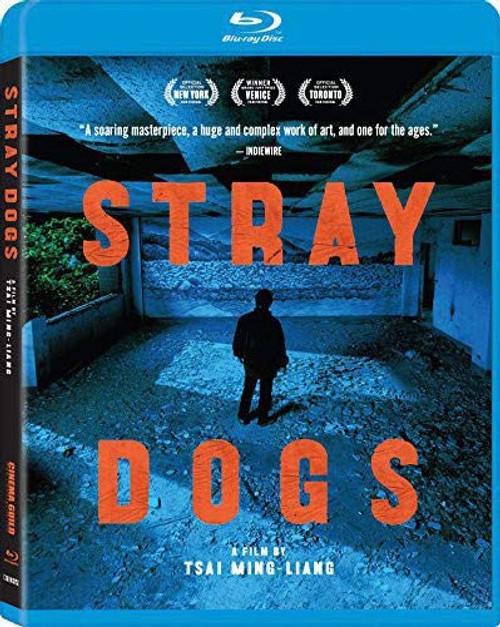 Stray Dogs (region-A blu-ray)