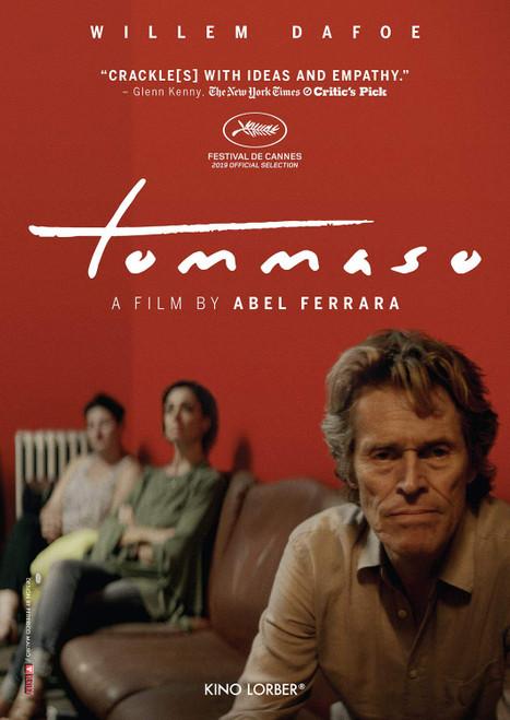 Tommaso (region-1 DVD)