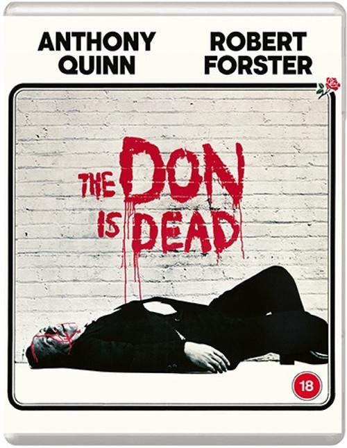 The Don is Dead (region-B blu-ray)