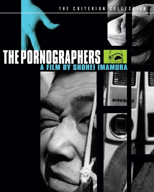 The Pornographer (Criterion region-free DVD)