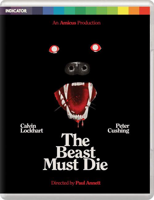 The Beast Must Die (region-B blu-ray)