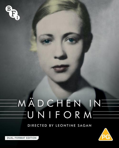 Madchen in Uniform (BFI blu-ray/DVD region B/2)