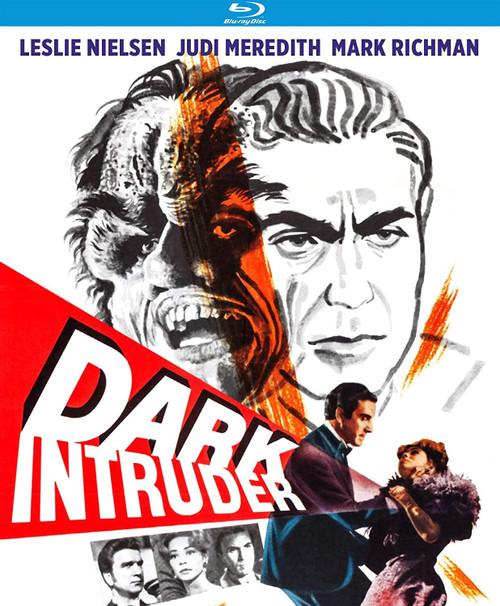 Dark Intruder (region-A blu-ray)