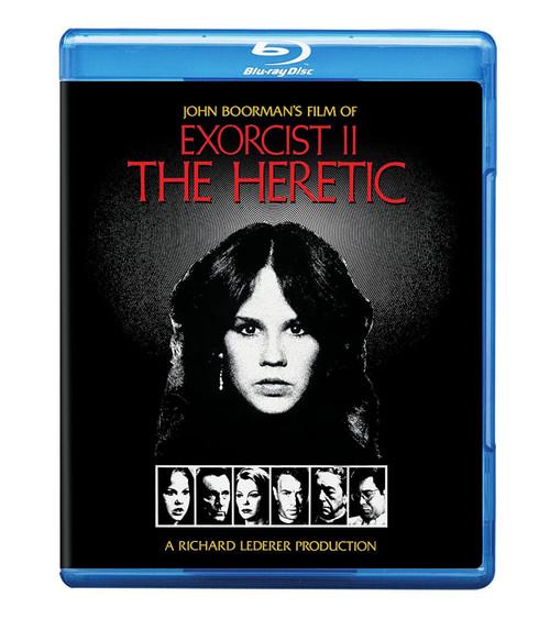 Exorcist II: The Heretic (region-free blu-ray)
