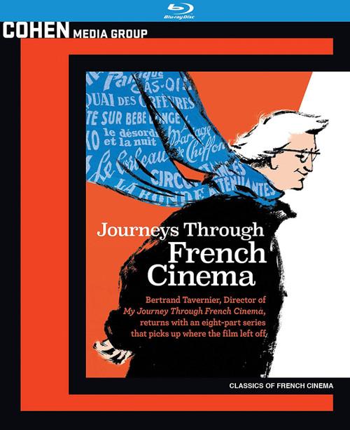 Journeys Through French Cinema: 8-Part series (region-A blu-ray)