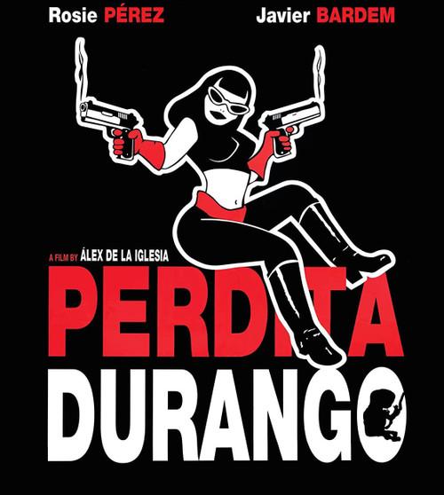 Perdita Durango (region-free blu-ray)