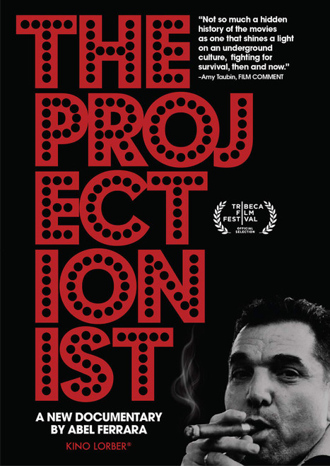 The Projectionist (region-1 DVD)
