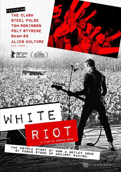 White Riot (region-free DVD)
