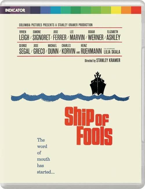 Ship of Fools (region-free blu-ray)