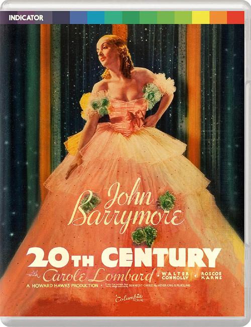 Twentieth Century (region-free blu-ray)