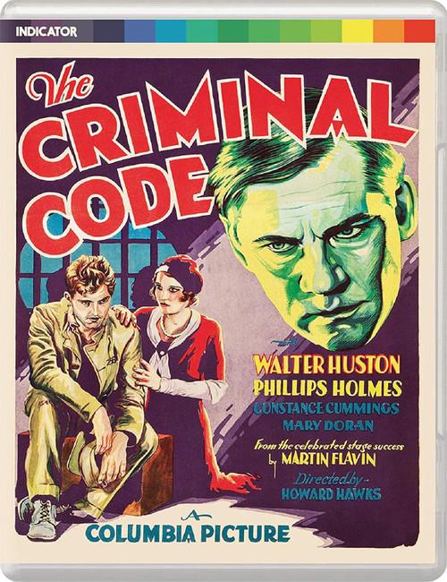 The Criminal Code (region-B blu-ray)