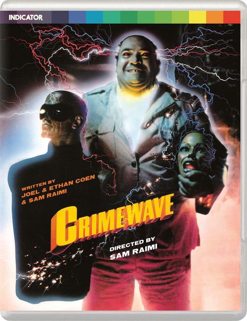 Crimewave (region-B blu-ray)