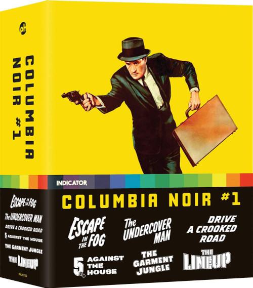 Columbia Noir #1 (region-B box set)