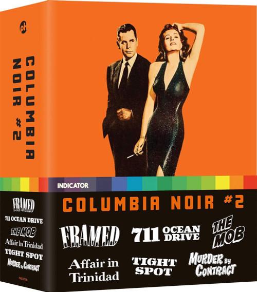 Columbia Noir #2 (region-B blu-ray box set)