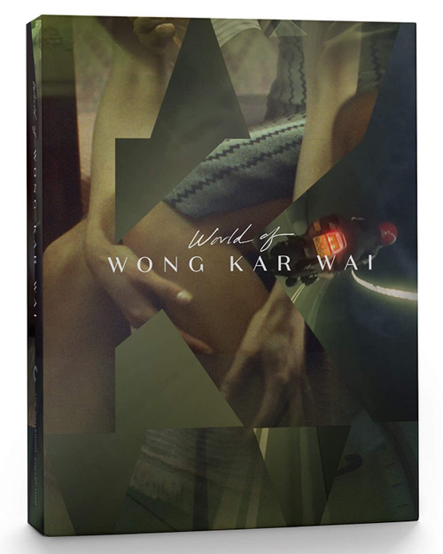 World of Wong Kar Wai (Criterion region-A blu-ray box set)