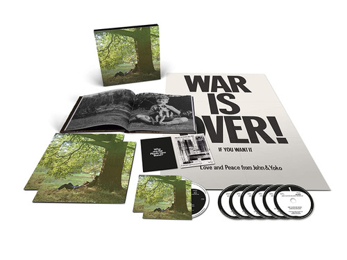 Plastic Ono Band (deluxe 6CD/2BR box set)