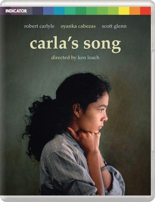 Carla's Song (region-free blu-ray)