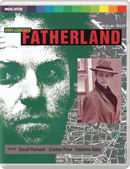 Fatherland (region-free blu-ray)
