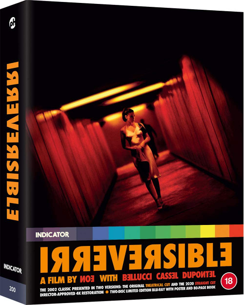 Irreversible (region-B limited edition box set)