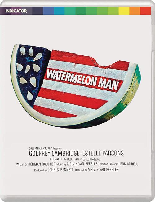 Watermelon Man (region-free blu-ray)