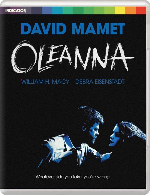 Oleanna (region-free blu-ray)