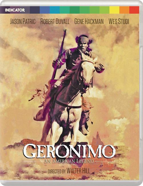 Geronimo (region-B blu-ray)