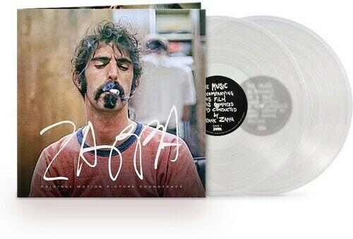 Zappa: Original Motion Picture Soundtrack (2LP clear vinyl)