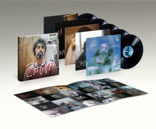 Zappa: Original Motion Picture Soundtrack (5LP box set)