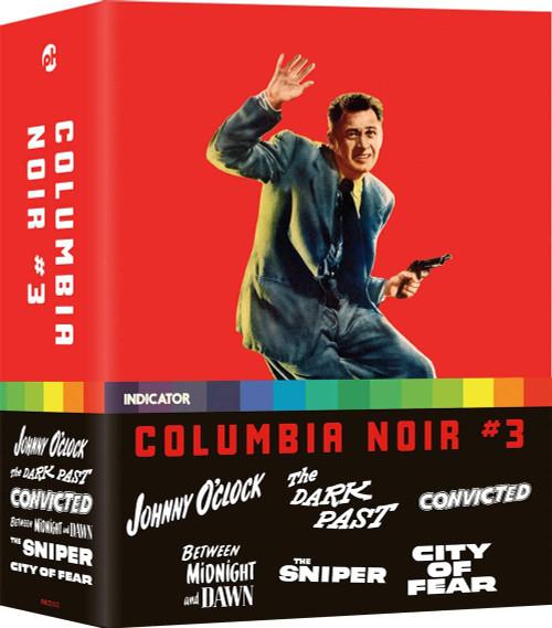 Columbia Noir Vol.3 (region-B blu-ray box set)